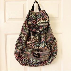 PINK Victoria's Secret | Aztec Print Backpack